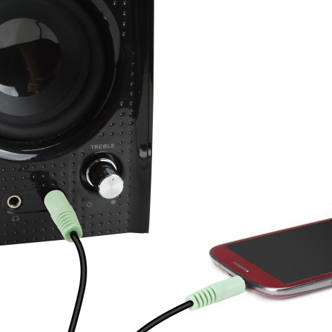 Replacement Audio Cable for BlueSYNC SLK Bluetooth Speaker