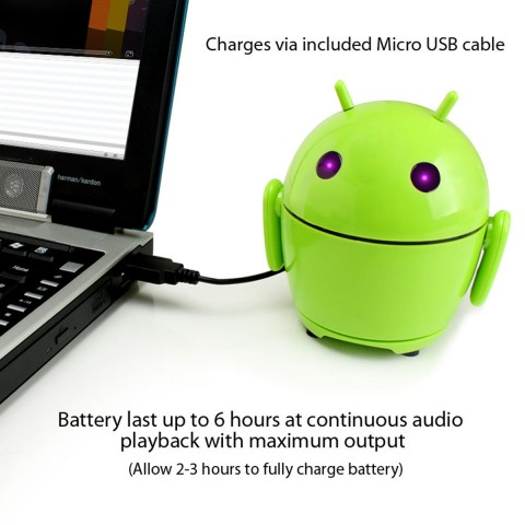 Replacement Micro-USB Charging Cable for GOgroove Pal Speakers