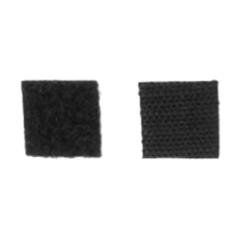 Replacement Velcro Mounting Pads for GOgroove BlueVIBE DXT