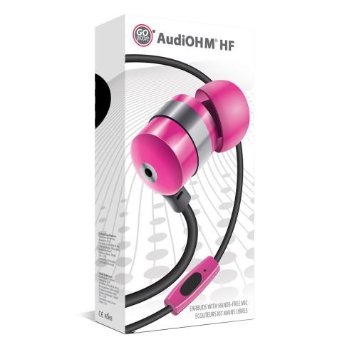 GOgroove AudiOHM HF Pink