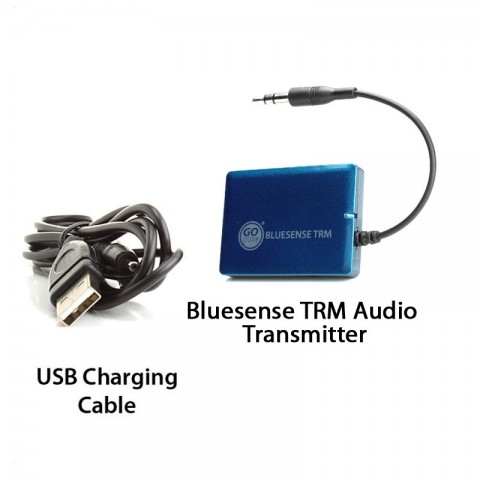 BlueSENSE TRM Bluetooth Wireless Transmitter & Adapter