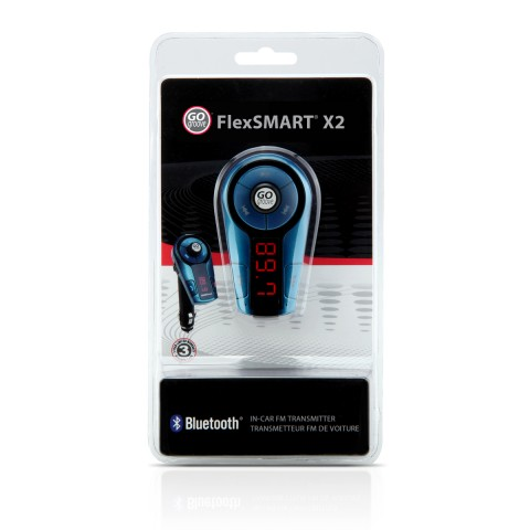FlexSMART X2 Mini In-Car Bluetooth FM Transmitter